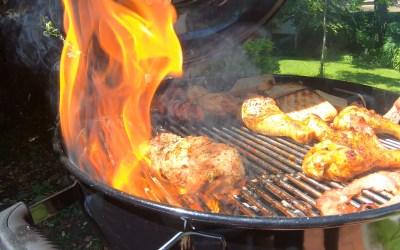 9 błędów, które popełniasz podczas grillowania