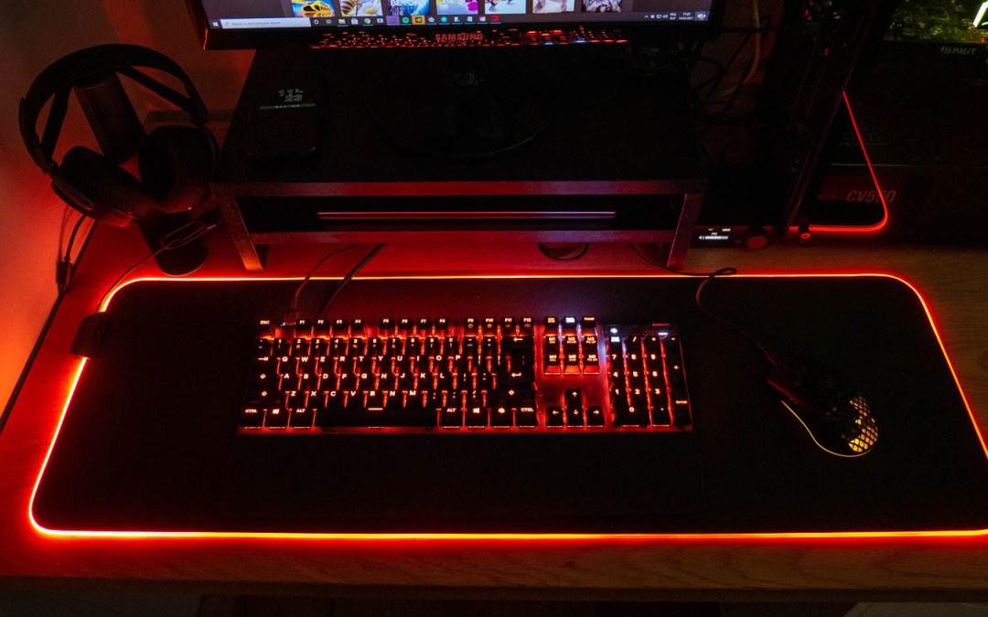 O tym jak wróciłem do PC, o moim nowym komputerze i miejscu pracy