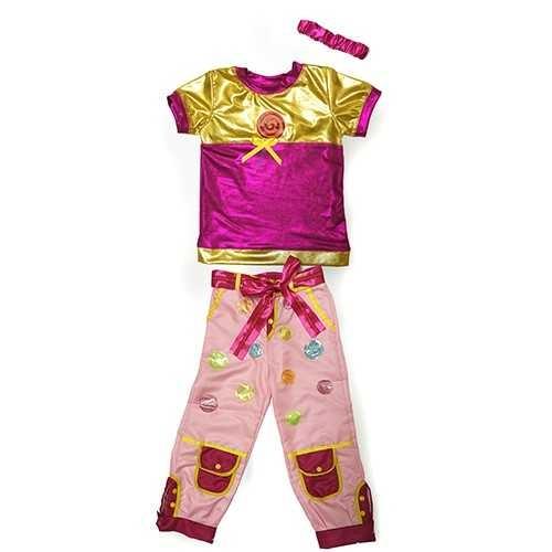 התלבושת של מיכל הקטנה מבית לולה תחפושות לילדות