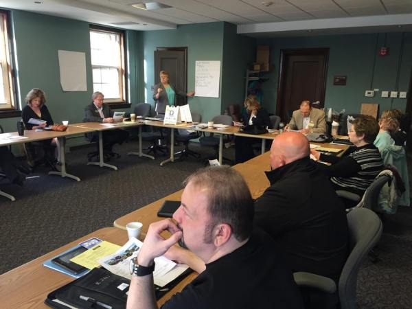 Strategic Planning sessions are held for board of directors, executive committees and key staff members annually.