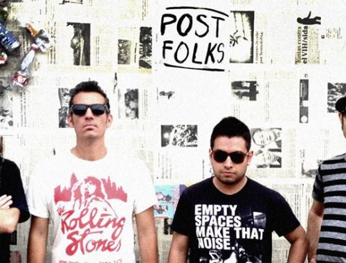 Entrevista Chamberga - Post Folks presentan Esto es un Test/This is a Test Vol. 2