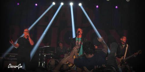 Crítica del concierto de Bad Religion en La Riviera de Madrid en 2014