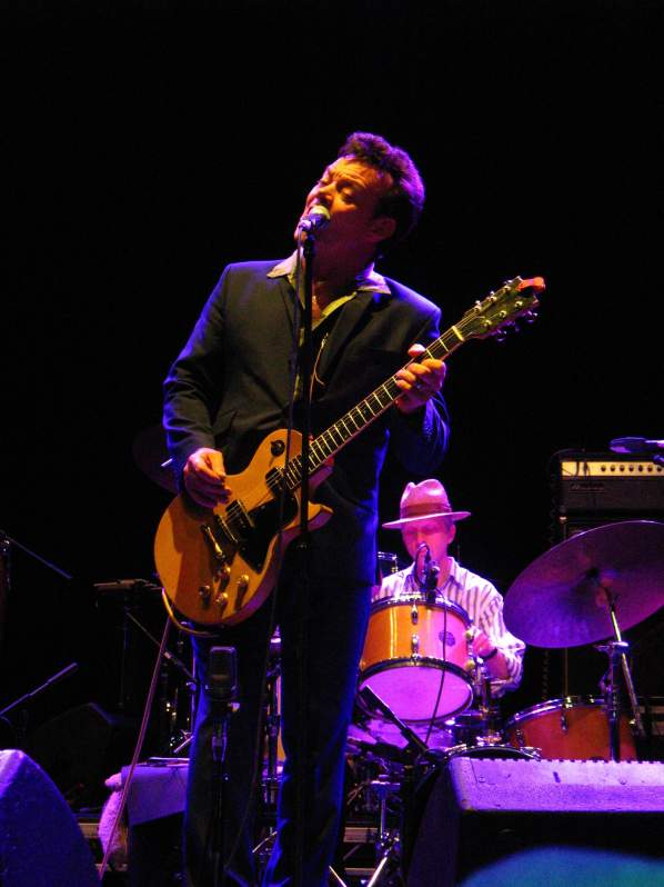 James Hunter live in Roundhouse London