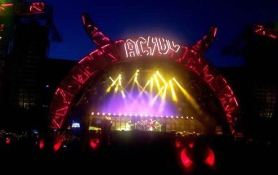 AC DC en Madrid