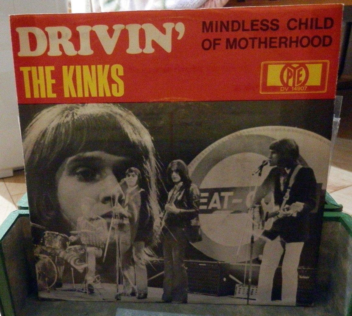 Drivin The Kinks
