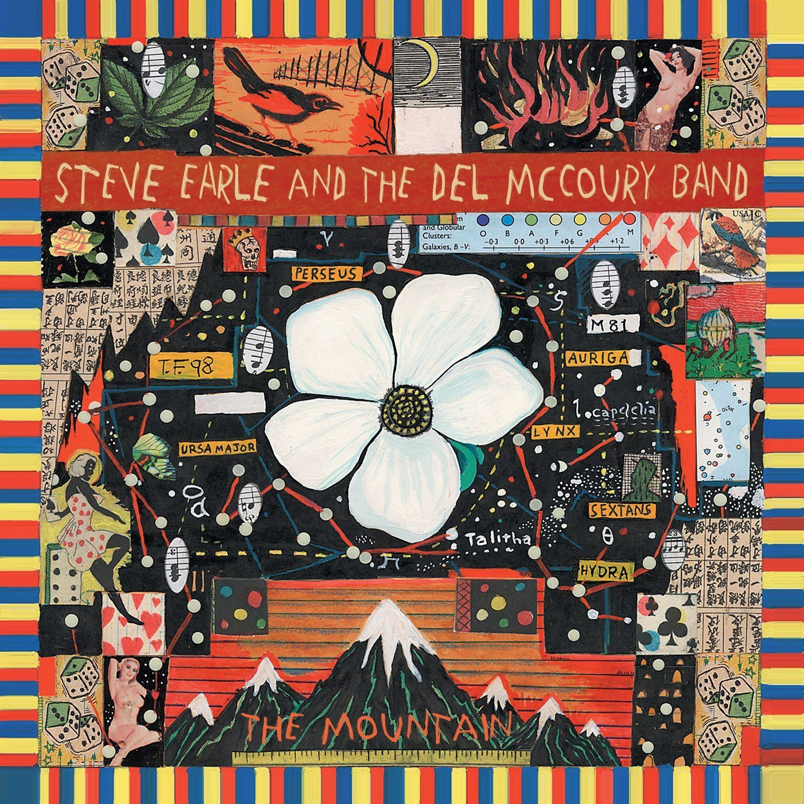 Pilgrim, de Steve Earle y Del McCoury Band