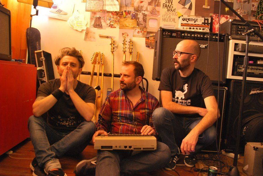 Campeón presentan su primer EP en las Entrevistas Chambergas
