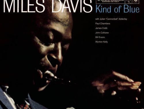Kind of blue Miles Davis