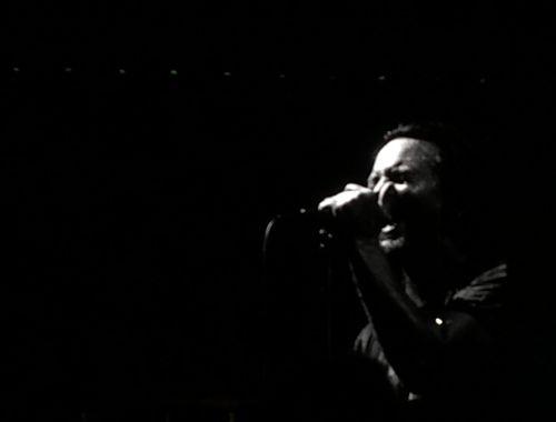 Eddie Vedder es el líder de la banda de Seatle