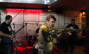 Banda de punk de Talavera de la Reina