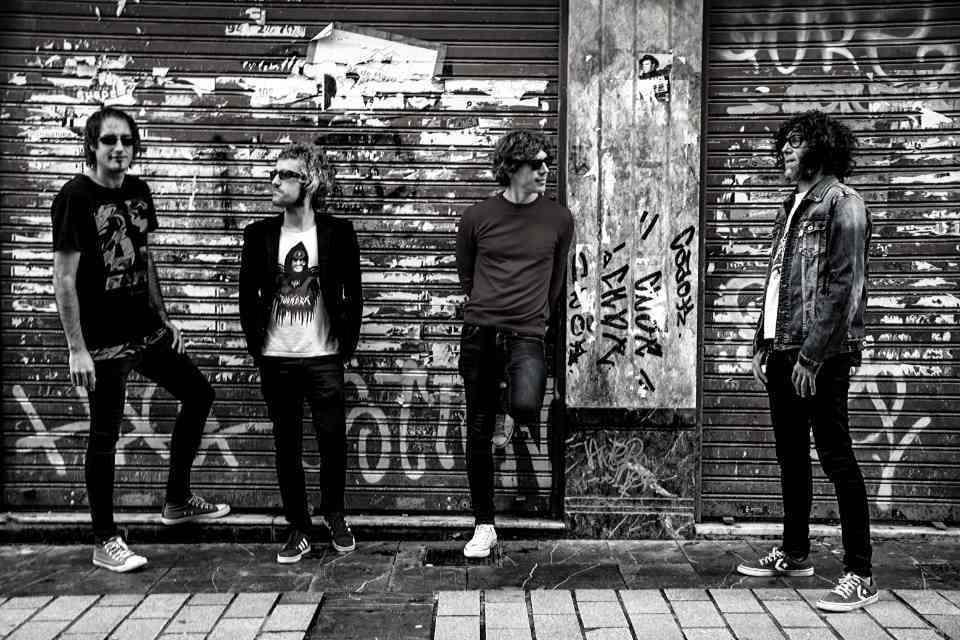 La banda de rock de La Rioja Messura presentan Animal en la Entrevista Chamberga