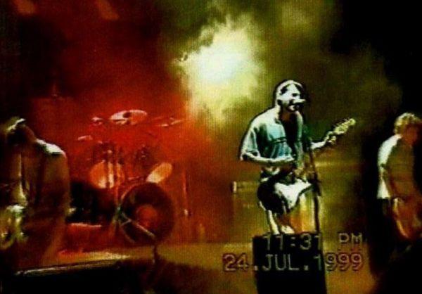 Aeroflot en concierto en el festival Contempopranea