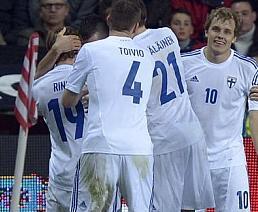España 1 - 1 Finlandia