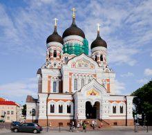 Catedral de Alejandro Nevsky (Tallin, Estonia)