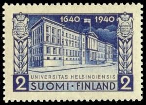 Universidad de Helsinki 1940