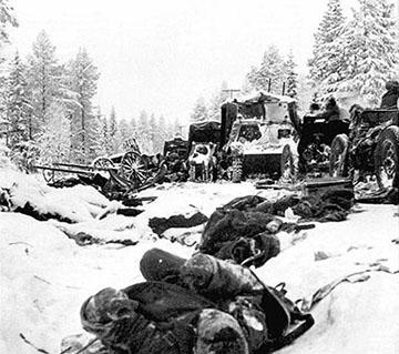Guerra de Invierno (Talvisota)