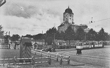 Viipuri en 1930