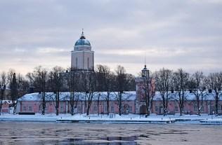 Fortaleza Suomenlinna Helsinki