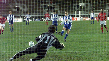 HJK en la Champions League