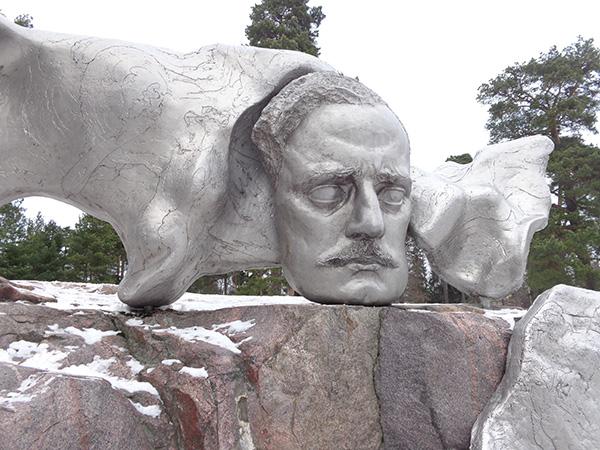 Monumento a Sibelius