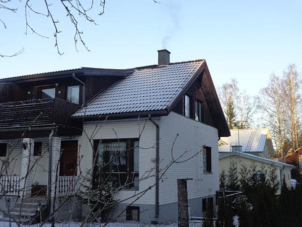 Las costumbres finlandesas de andar por casa