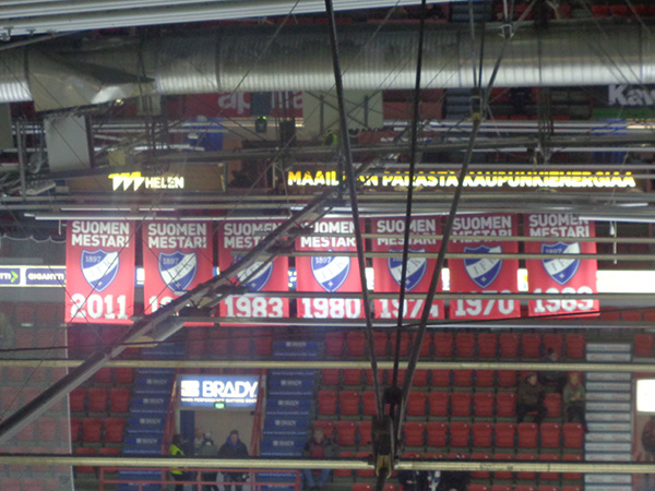 Estadio de hockey sobre hielo del HIFK