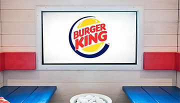Sauna Burger King