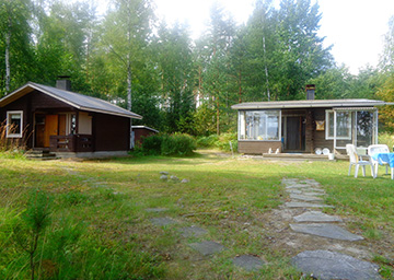 Casa de campo Finlandia