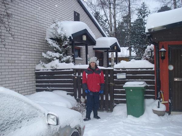 Nieve Kerava