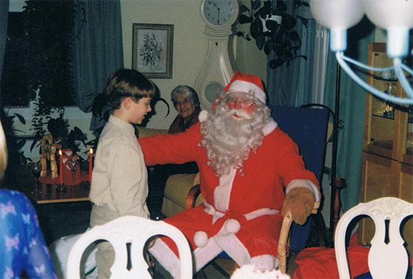Papa Noel Finlandia