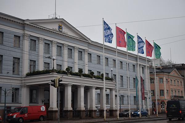 Ayuntamiento Helsinki