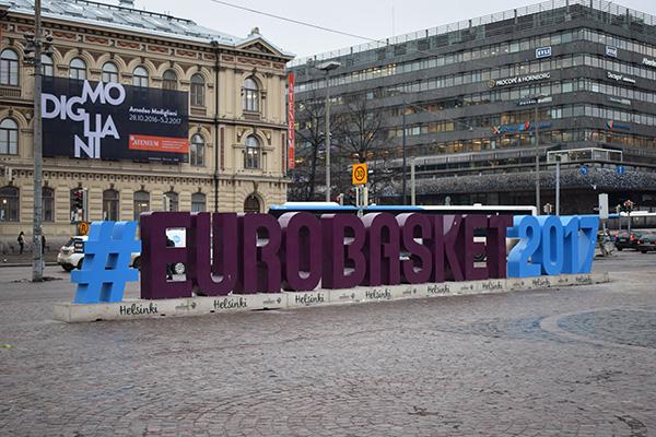 Eurobasket Helsinki