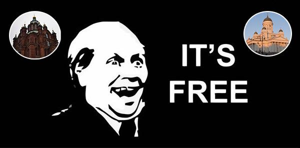 Helsinki gratis
