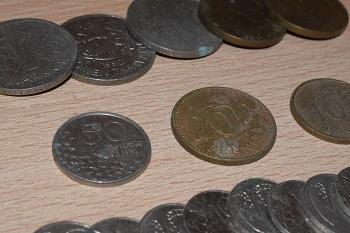 Markka monedas