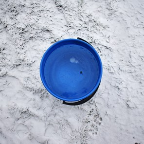 Linterna hielo Finlandia