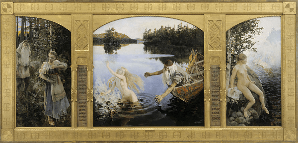 Aino Kalevala