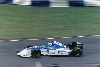 Los otros pilotos finlandeses que pasaron por la Fórmula 1