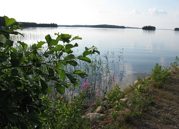 Pyhäjärvi Uukuniemi