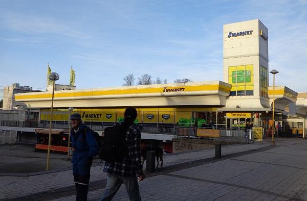 S-market Korso
