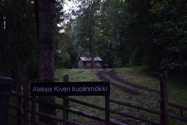 casa muerte Aleksis Kivi