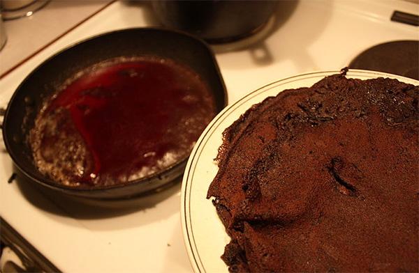 Verilätty tortitas sangre