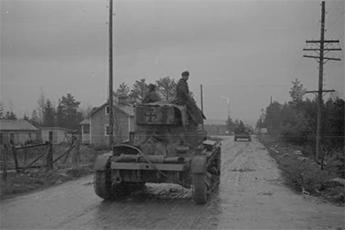 La Guerra de Laponia, cuando Finlandia combatió contra las tropas de Hitler