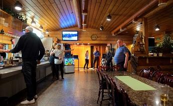karaoke Finlandia bar