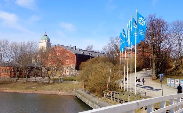 primavera Finlandia Suomenlinna