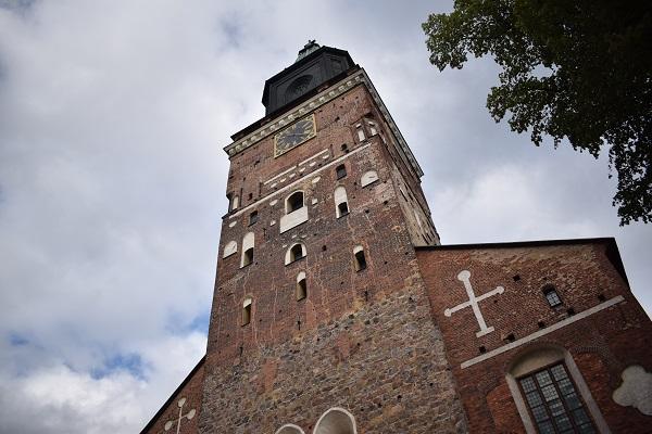 La catedral de Turku, el patrimonio histórico más importante de toda Finlandia