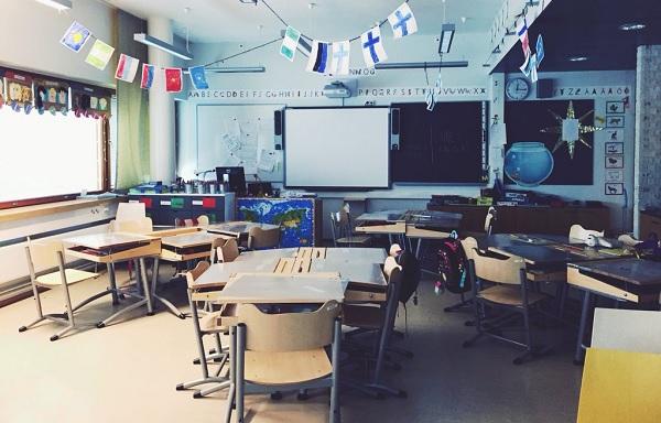escuela Finlandia