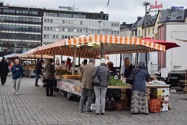 venta fruta Turku