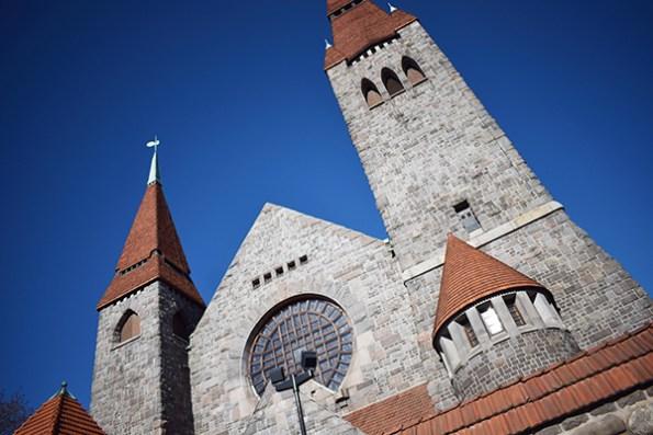 Catedral de Tampere