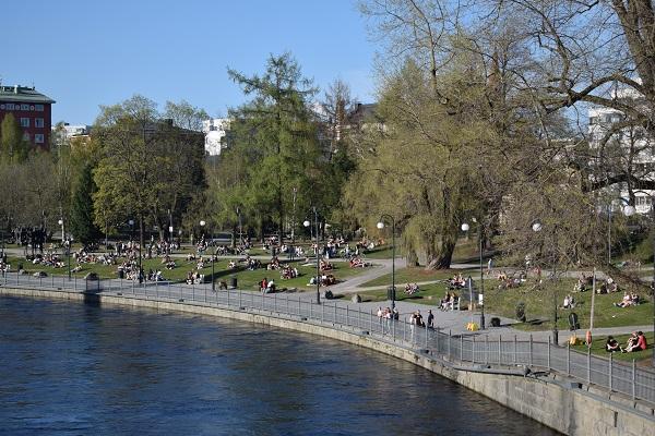 Tampere Tammerkoski
