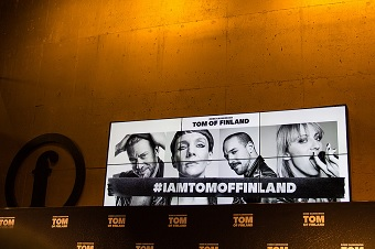 Tom of Finland gala película